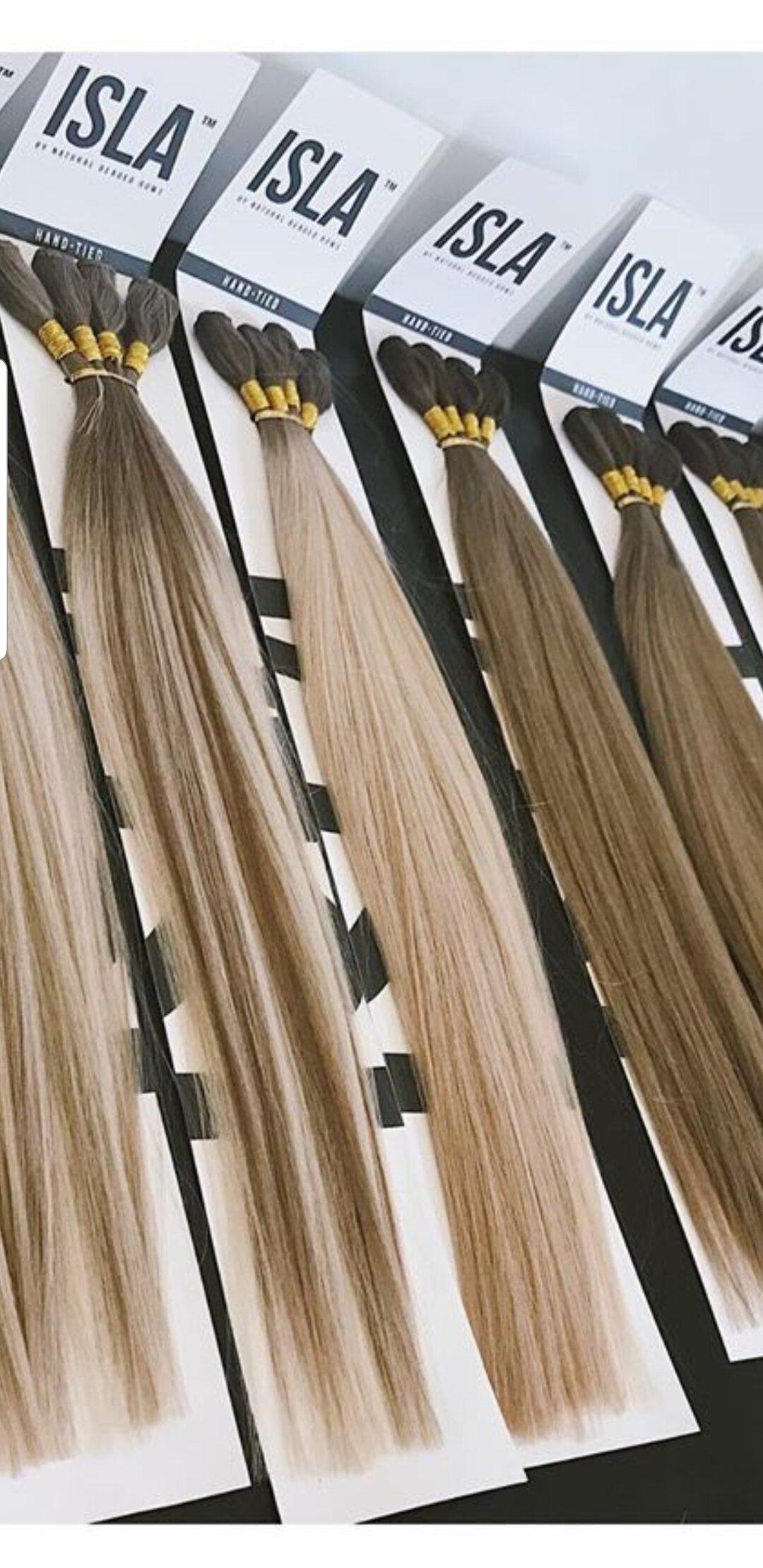 Isla Hand-tied Hair